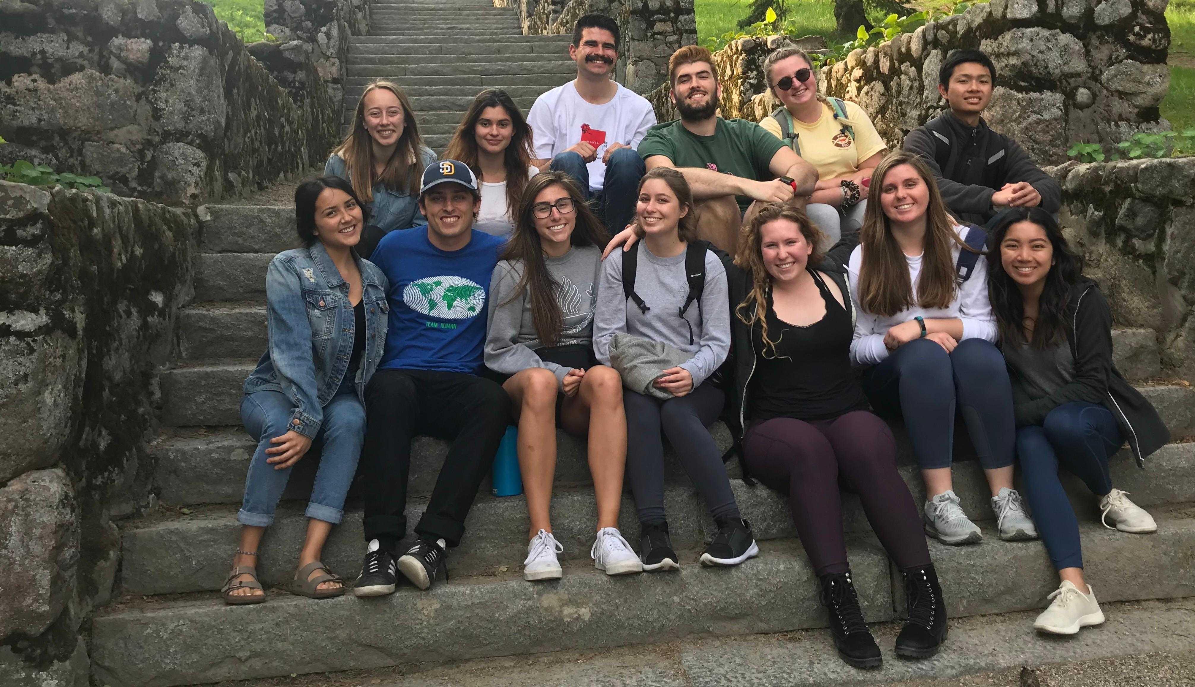 Weber Honors College Faculty-Led Study Abroad
