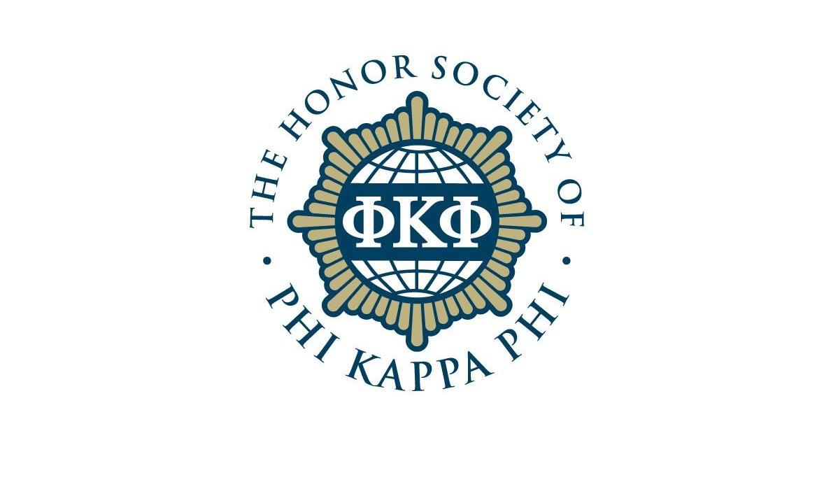 flyer for Phi Kappa Phi Study Abroad Scholarship